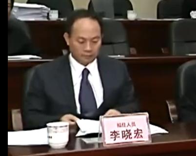 长沙副市长李晓宏