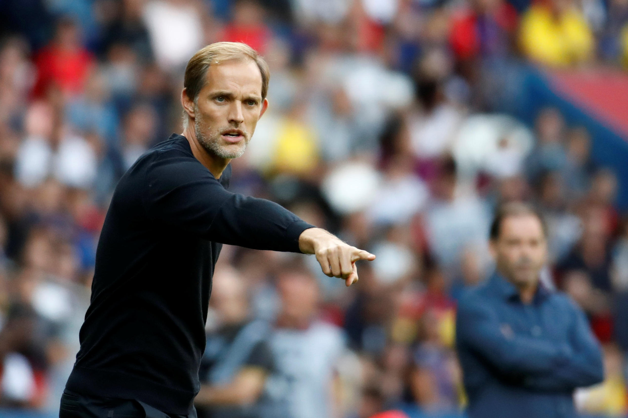 Thomas Tuchel took over at PSG in July 2018 from Unai Emery.