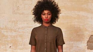 La chanteuse malienne Inna Modja, pour son album «Hôtel Bamako».