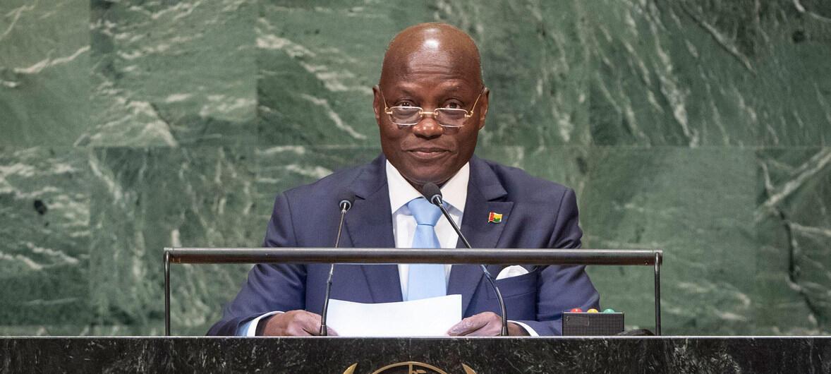 José Mário Vaz, Shugaban kasar Bissau Guinea