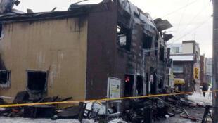Incêndio em lar de idosos em Saporo no Japão mata 11 pessoas