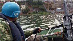 Dakarun Majalisar Dinkin Duniya a lardin Kivu