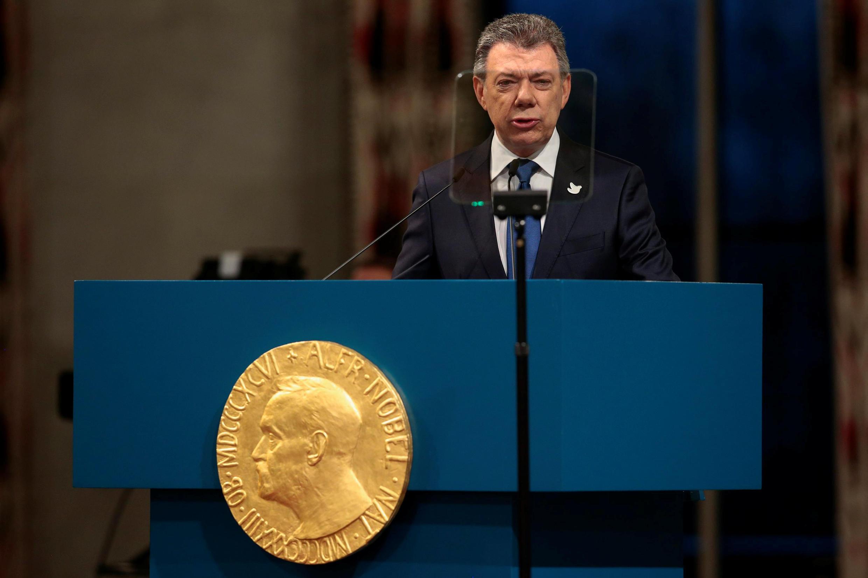 Campanha do presidente colombiano Juan Manuel Santos teria recebido financiamento ilícito da Odebrecht.