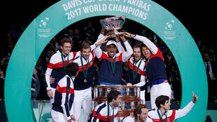France won the Davis Cup for the 10th time in the 117 year history of the men's team competition.