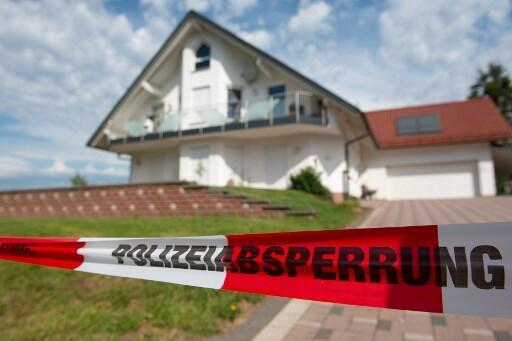 Дом Вальтера Любке, рядом с которым он был найден убитым. Город Вольфхаген. 02.06.2019