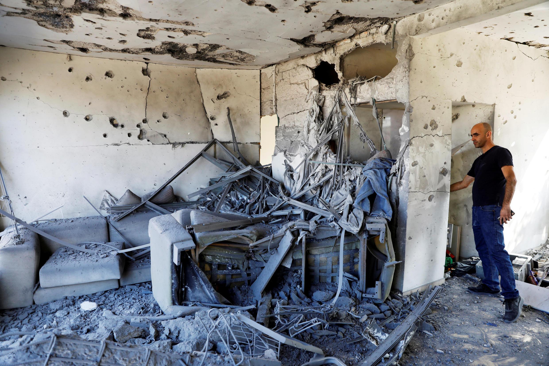 Escalada de tensão na Faixa de Gaza