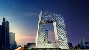 中国央视大楼