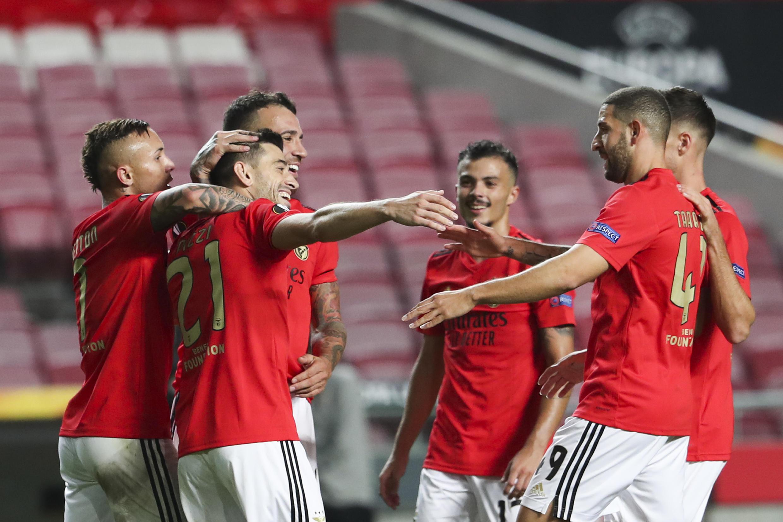 SL Benfica - Desporto - Liga Europa - UEFA - Futebol - Liga Portuguesa