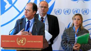 Pablo de Greiff, Christof Heyns and Maya Sahli-Fadel delivered their final report on Burundi in September