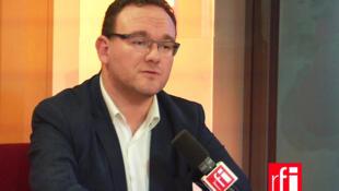Damien Abad, député LR de l'Ain.