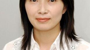 Mika Yamamoto, jornalista japonesa morta na Síria nesta segunda-feira 20 de agosto.