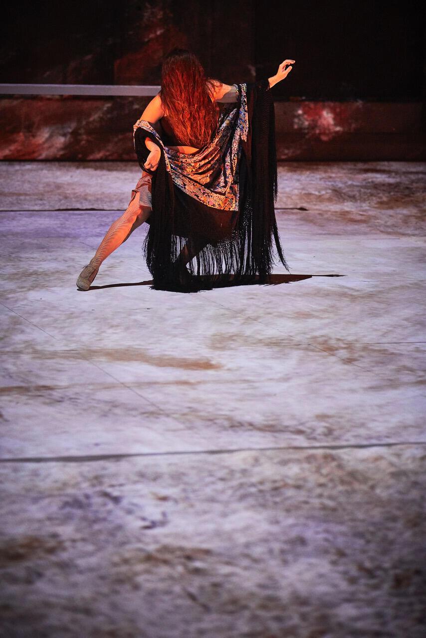 Спектакль «Грито Пелао» изменил традиции фламенко