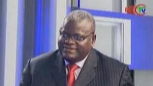 Jean-Pierre Manoukou Kouba, membre du bureau politique du PCT (Capture d'écran)
