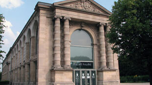 Las Galerías Nacionales del Jeu de Paume.