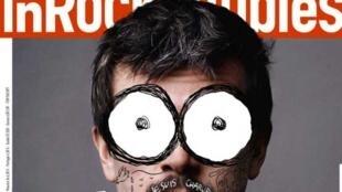 La couverture des Inrockuptibles du 30 avril 2015.