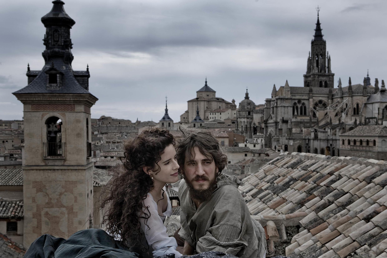 """Cena do filme """"Lope"""", de Andrucha Waddington, uma co-produção brasileira e espanhola sobre a juventude do poeta e dramaturgo Lope de Vega."""