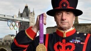 Nos Jogos Olimpicos de Londres as medalhas a atribuir são as mais pesadas da história das Olimpiadas.