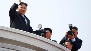 O líder norte-coreano, Kim Jong-un, volta a ameaçar os EUA