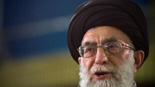 L'ayatollah Ali Khamenei est personnellement visé par les sanctions imposées par Washington (image d'illustration).