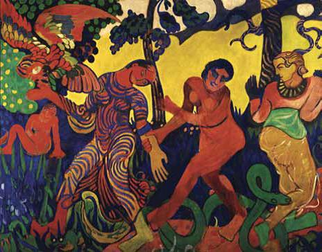 André Derain, La Danse