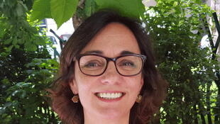 Carole Carpentier, déléguée Générale de Vacances Propres édition 2016.