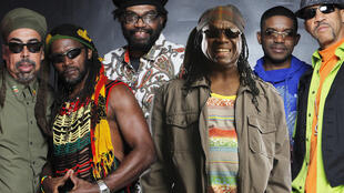 Le groupe de reggae Third World
