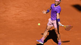 Rafael Nadal is bidding for a 12th Barcelona title