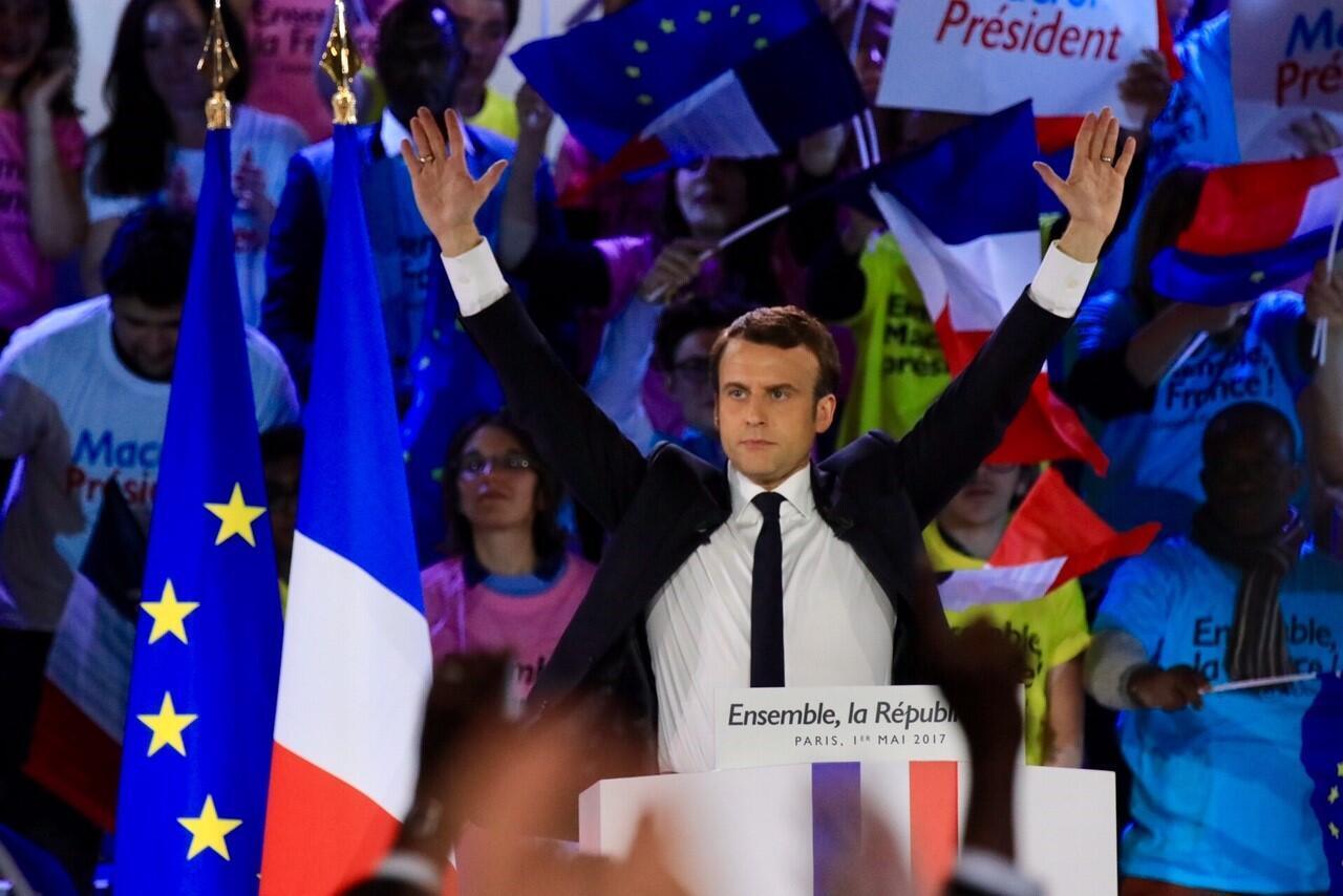 Эмманюэль Макрон потратил на свою предвыборную кампанию 16,7 миллиона евро.