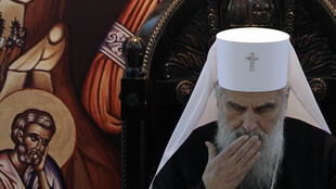 patriarche irinej église orthodoxe serbe
