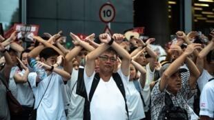 La mobilisation contre le projet de loi sur l'extradition de prisonniers vers la Chine continentale a battu tous les records.