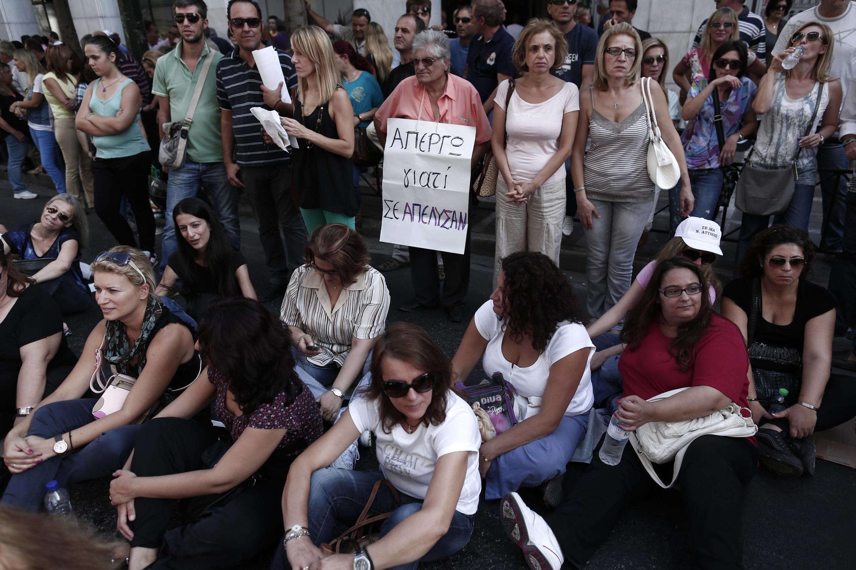 As greves de funcionários continuam nesta terça-feira, 17, na Grécia.