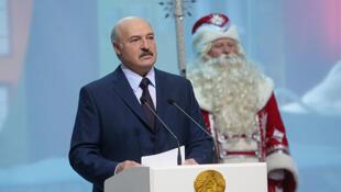 Президент Беларуси Александр Лукашенко, 23 декабря 2016.