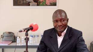 Dr Boukary Ouedraogo, Directeur des Systèmes d'information en santé auprès du ministère de la Santé du Burkina Faso