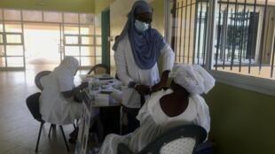 senegal - coronavirus - hopital - vaccin