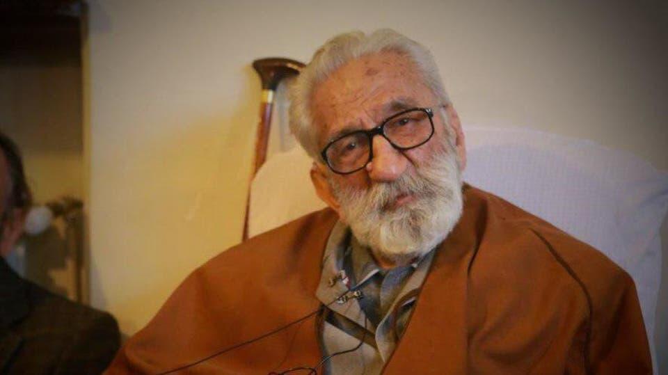 نورعلی تابنده رهبر دراویش گنابادی ایران