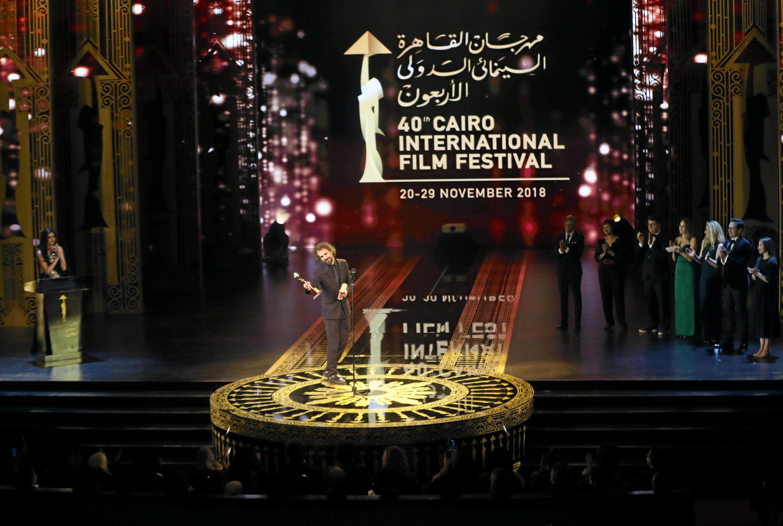 Главная награда Каирского фестиваля — «Золотая пирамида» - присуждена уругвайскому режиссеру Альваро Брехнеру за фильм «12-летняя ночь»