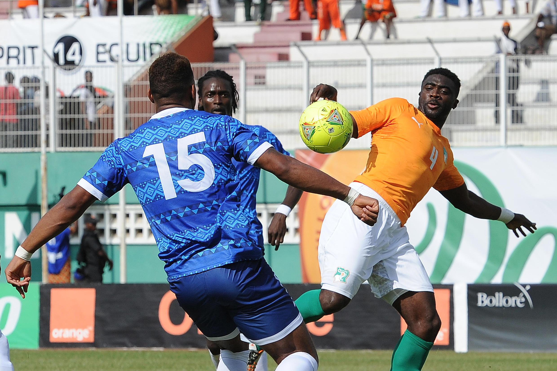 Sierra Leone  dhidi ya Côte d'Ivoire, CAN 2015, mwezi Novemba 2014.