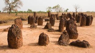 Cercles mégalithiques de Sénégambie.