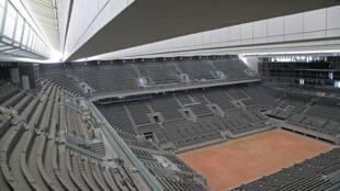 Roland Garros teve que se adaptar à panemia da Covid-19.