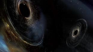 ប្រហោងខ្មៅ (Black Hole) ជាប្រធានបទដ៏សំខាន់មួយ នៃការសិក្សាស្រាវជ្រាវរបស់លោក ស្ទីវិន ហកឃីង