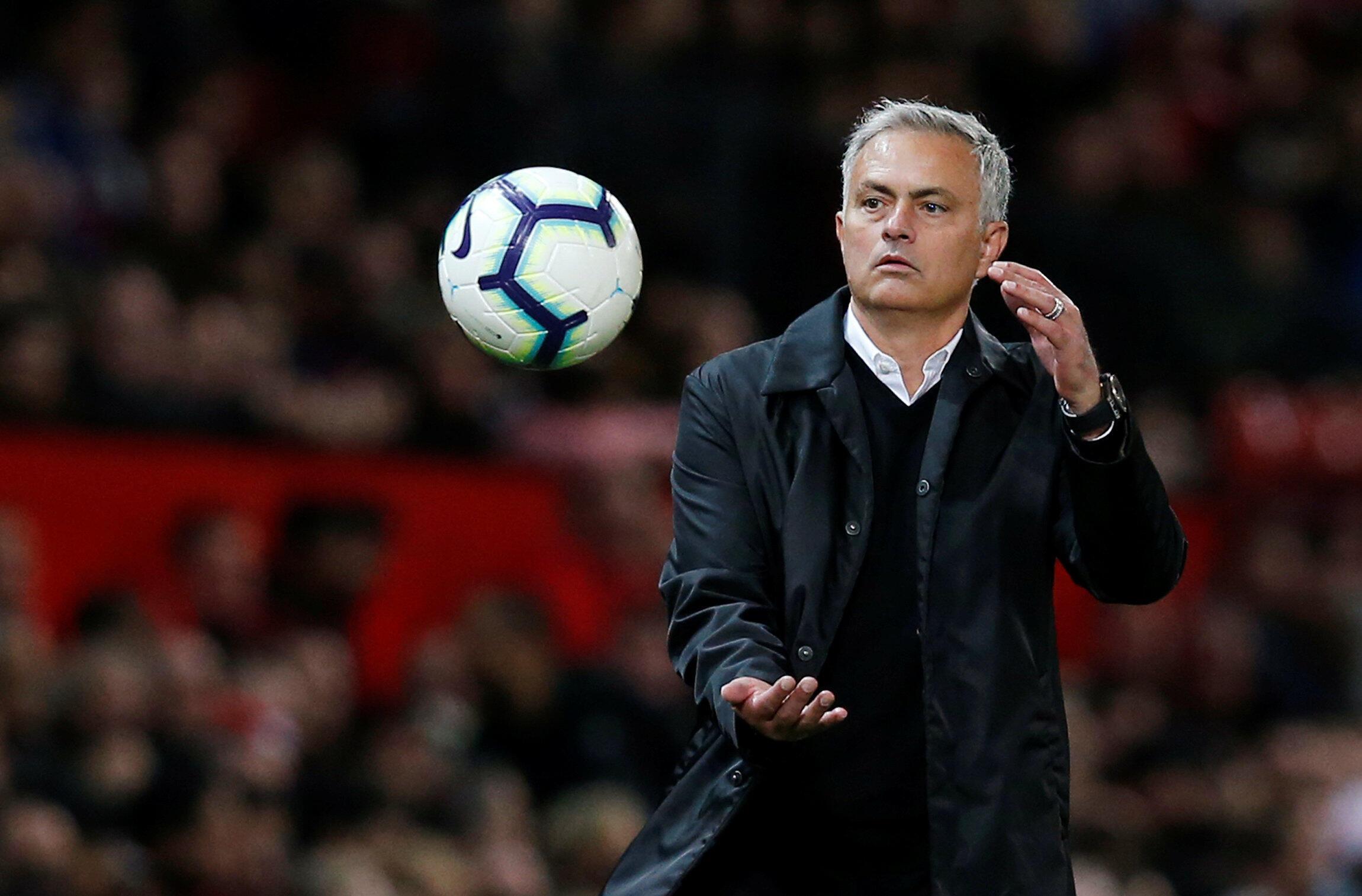 Jose Mourinho, kocin Tottenham.