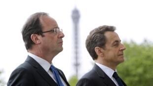 François Hollande sẽ nhậm chức tổng thống ngày 15/05 (Reuters)