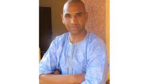 Abdramane Keita, directeur de la publication du journal L'Aurore.