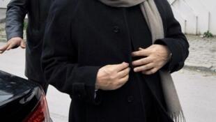 Le dirigeant du parti Ennahda Rached Ghannouchi, le 22 février 2013 à Tunis.