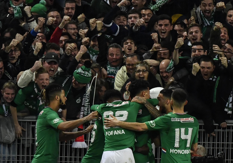 Saint-Étienne - Futebol - Football - Ligue 1