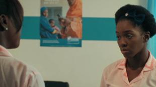 Série télévisée «C'est la vie!» tournée au Sénégal.