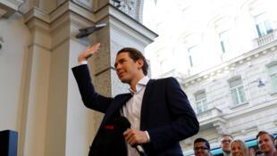 奥地利大选 人民党最年轻领袖库尔茨被聚焦是否与极右联合执政