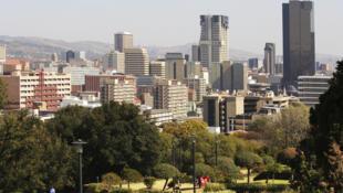 La Commission européenne a lancé un nouveau projet d'infrastructures en Afrique du Sud, ici à Pretoria, en 2013.