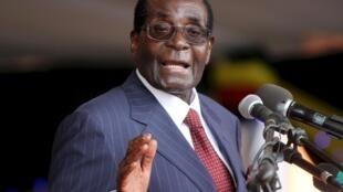 Robert Mugabe, rais wa Zimbabwe