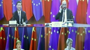sommet - UE - Chine